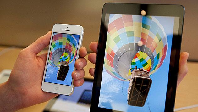 Samsung rächt sich mit Preisanstieg von 20% bei Apple (Bild: dapd)