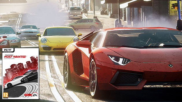 "Sch�n und schnell: ""Need for Speed: Most Wanted"" (Bild: Electronic Arts)"