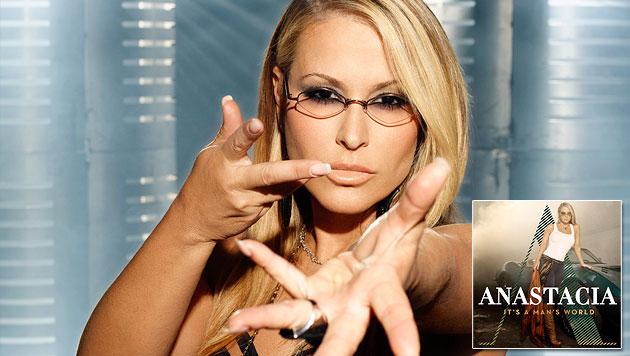 """Anastacia mit neuer Kraft und Album """"It""""s A Man""""s World"""" (Bild: Sony Music)"""