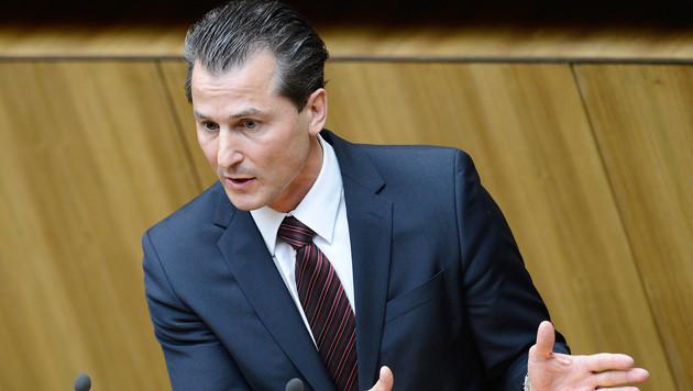 """Budgetdebatte: SPÖ kämpft gegen das """"Krankjammern"""" an (Bild: APA/Robert Jaeger)"""