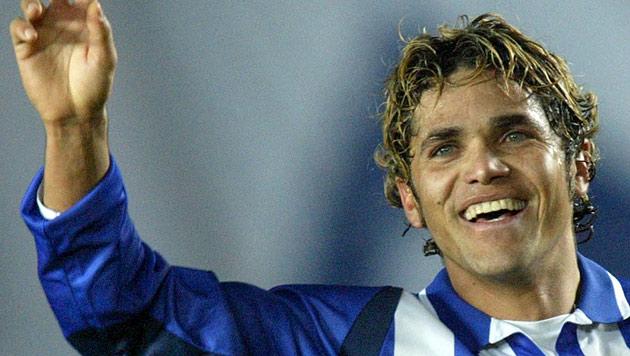 Ex-Hertha-Star Alex Alves mit 37 Jahren gestorben (Bild: dapd)