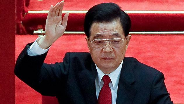 Parteitag leitete Generationswechsel in China ein (Bild: EPA)