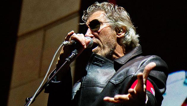 Roger Waters mit Megashow im Happel-Stadion (Bild: LSK)