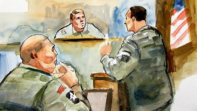 US-Milit�rankl�ger wollen Bales vor Kriegsgericht sehen (Bild: dapd)