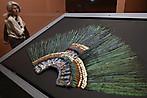Montezumas Krone erstrahlt in neuem Glanz in Wien (Bild: APA/HANS KLAUS TECHT)