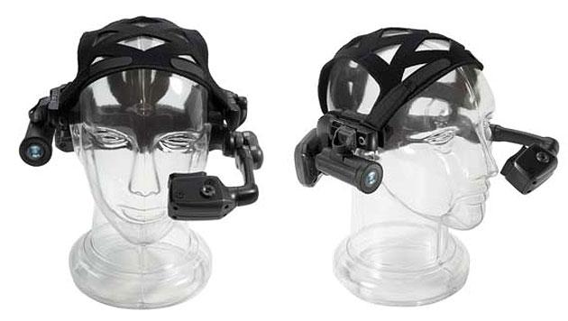 Helm-PC von Motorola nächstes Jahr erhältlich (Bild: Motorola)