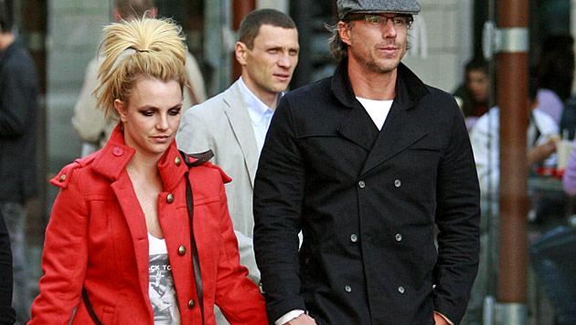 Britney Spears hat angeblich ihre Hochzeit abgesagt (Bild: dapd)
