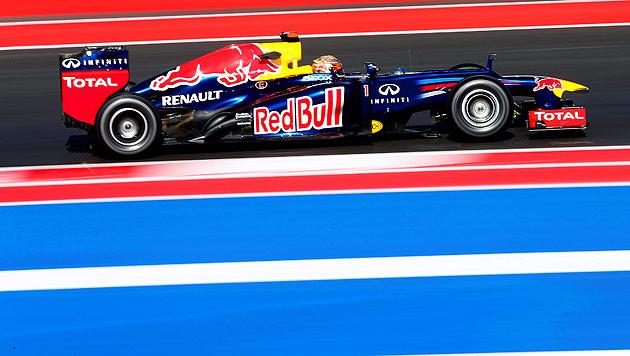 Getriebewechsel bei Massa: Alonso nun auf Startplatz 7 (Bild: EPA)