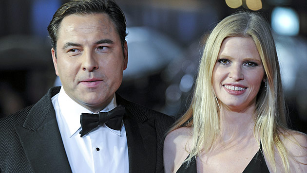 """Little Britain""-Star David Walliams wird Papa (Bild: dapd)"
