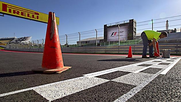 2013 erstmals seit fünf Jahren kein neuer Grand Prix (Bild: dapd)