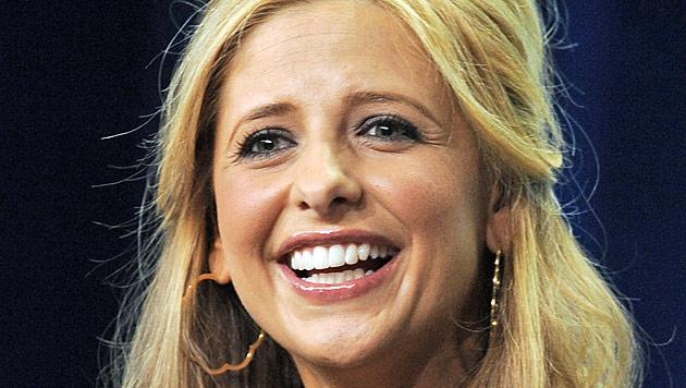 """Buffy""-Star Sarah Michelle Gellar: Babynamen enthüllt (Bild: dapd)"
