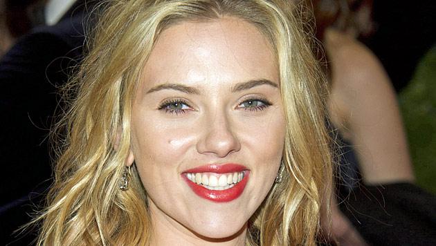 Scarlett Johansson tritt im August vor den Altar (Bild: dapd)