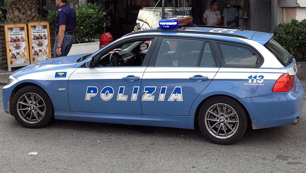 Volltrunkener Wiener hielt Italiener auf Trab (Bild: EPA (Symbolbild))