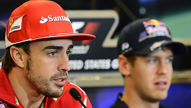 "Italienische Presse macht Alonso Mut: ""Red Bull hat Angst"" (Bild: EPA)"