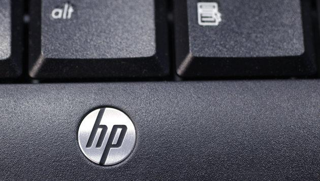 Massiver Absatz-Einbruch beim PC-Hersteller HP (Bild: AP)