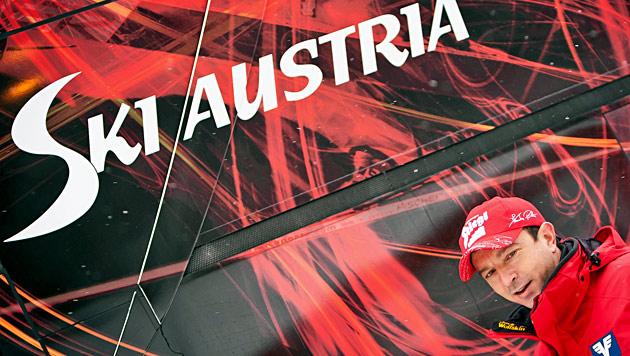 ÖSV-Springerteam bereit für den 100. Sieg unter Pointner (Bild: APA/EXPA/JÜRGEN FEICHTER)