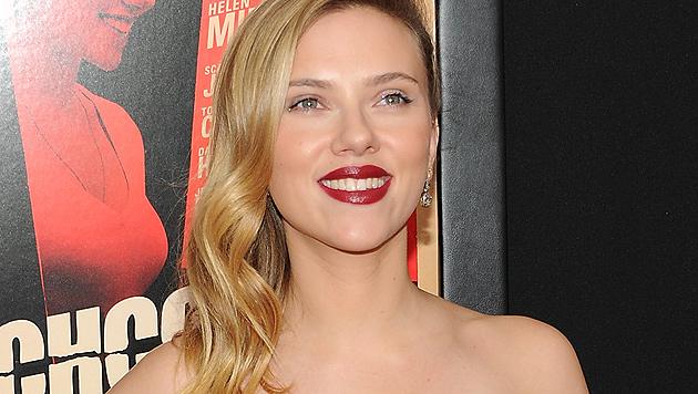 Scarlett Johanssons Neuer heißt Romain Dauriac (Bild: dapd)