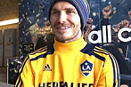 Beckham verlässt Los Angeles Galaxy - zu Celtic Glasgow?