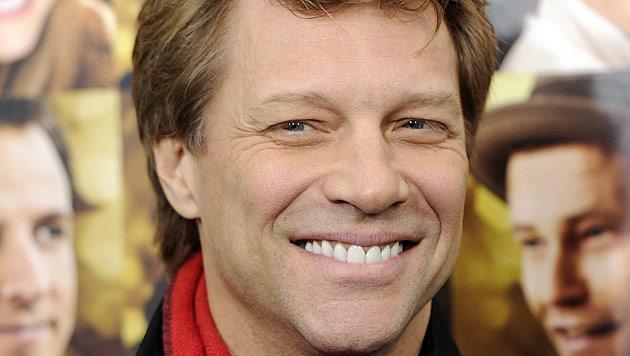 Bon Jovi dankt nach Überdosis der Tochter seinen Fans (Bild: dapd)
