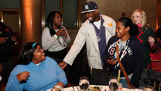 Diese Stars tun zum Thanksgiving-Fest Gutes (Bild: AP)