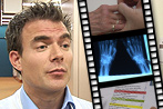 Rheumatoide Arthritis: Neue Diagnosemethoden (Bild: krone.tv)