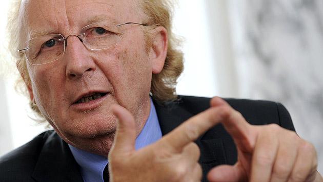 Ärztekammer-Präsident Artur Wechselberger (Bild: APA/Hans Klaus Techt)