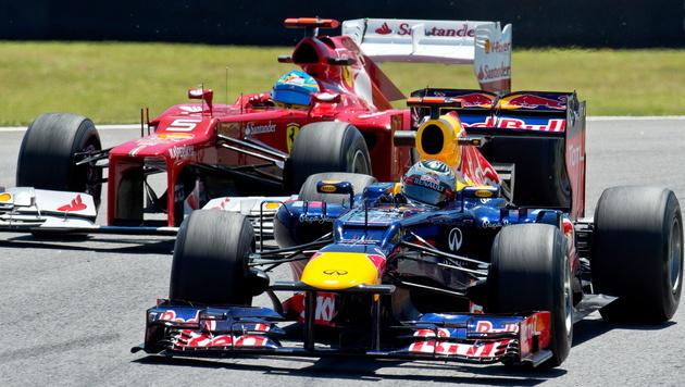 Großer Showdown in der Formel-1-Weltmeisterschaft (Bild: EPA)