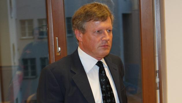 Ex-ÖVP-Politiker muss 16 Monate ins Gefängnis (Bild: Chris Koller)