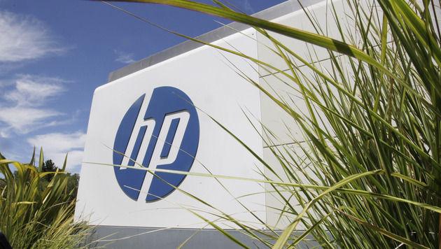 HP wird weniger Notebooks und Drucker los (Bild: AP)