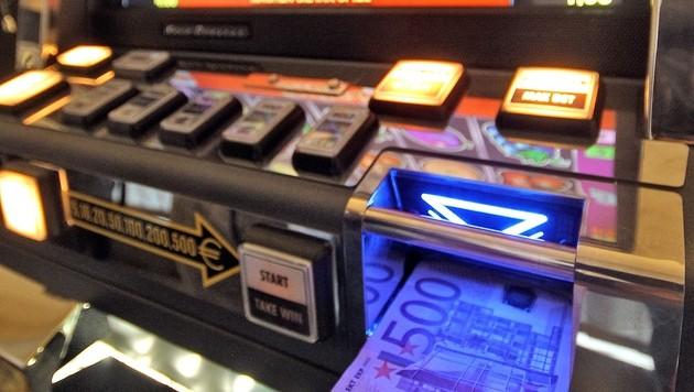 Spielautomaten-Bug im großen Stil ausgenutzt (Bild: APA/GEORG HOCHMUTH)