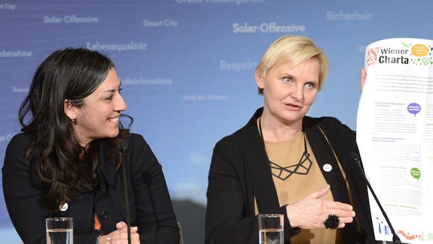 """""""Wiener Charta"""" als Leitfaden """"guten Zusammenlebens"""" (Bild: APA/ROBERT JAEGER)"""