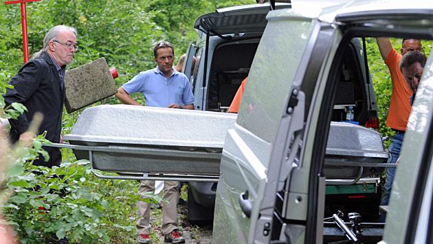 Anwalt Rebasso starb nach Bruch von Schildknorpel (Bild: APA/HERBERT PFARRHOFER)