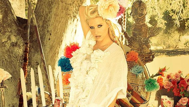 """Ke$ha: """"Iggy und ich schreien drei Minuten über Sex"""" (Bild: Sony Music)"""