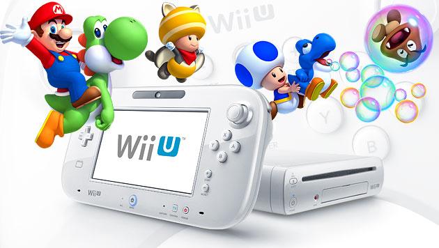 Patch für die Wii U soll Stabilität der Konsole verbessern (Bild: Nintendo, krone.at-Grafik)