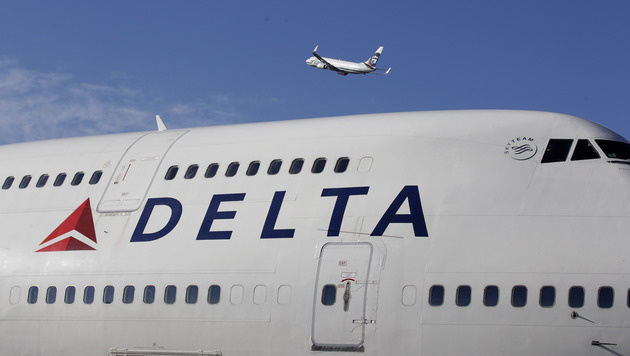 US-Passagierjet landete auf falschem Flughafen (Bild: AP (Symbolbild))