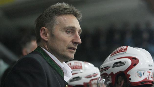 KAC-Coach Weber kehrt zurück hinter die Bande (Bild: APA/RUBRA)