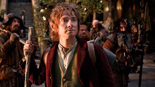 """Leser w�hlen """"Der Hobbit"""" zum Film des Jahres 2012 (Bild: Warner Bros)"""