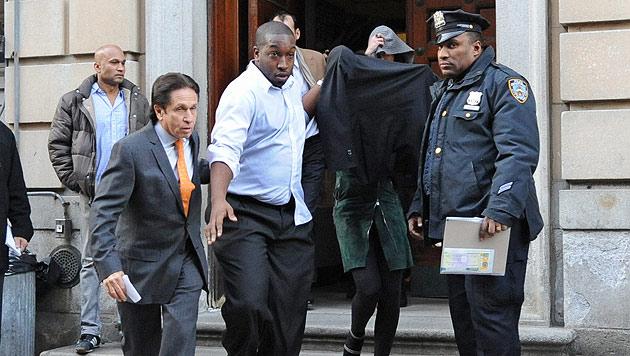 Lindsay Lohan nach Streit in New York festgenommen (Bild: dapd)