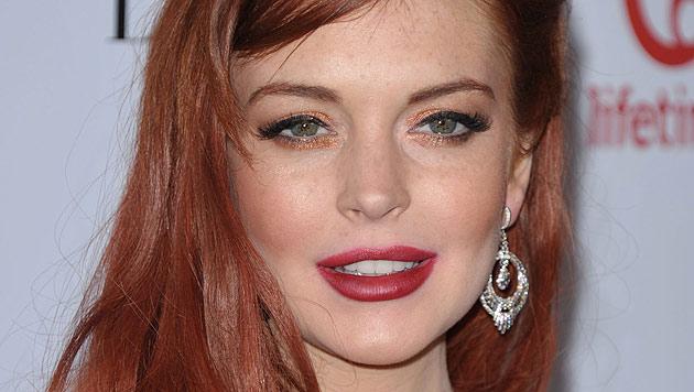 Lindsay Lohan nach Streit in New York festgenommen (Bild: AP)