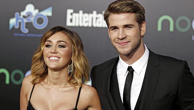 Miley Cyrus besteht vor Hochzeit auf einen Ehevertrag (Bild: dapd)