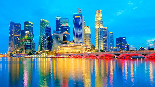 Singapur bleibt die teuerste Stadt der Welt (Bild: thinkstockphotos.de)