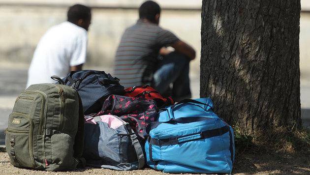 Asyl: Nur Wien erfüllt Quote, NÖ neues Schlusslicht (Bild: APA/HELMUT FOHRINGER)