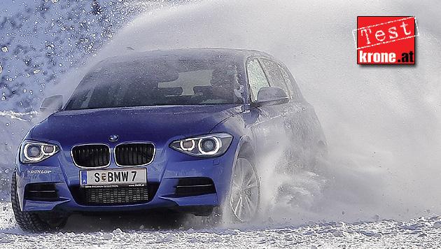 BMW packt Allrad in den 1er - mit bis zu 320 PS im M135i (Bild: BMW)