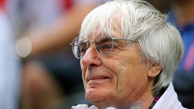"""Ecclestone rügt Ferrari: """"Das ist ein absoluter Witz"""" (Bild: EPA)"""