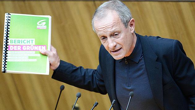 """Pilz: """"Magna-Gegengeschäfte waren gefälscht"""" (Bild: APA/ROBERT JAEGER)"""