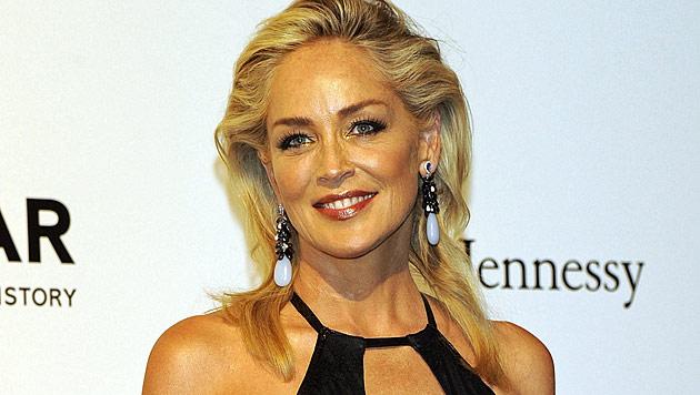 Sharon Stone bringt ihr Liebesleben auf Vordermann (Bild: dapd)
