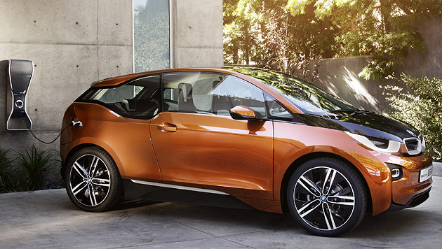 i3 Coup� Concept: BMWs Elektromobil ist zu 90% fertig (Bild: BMW)