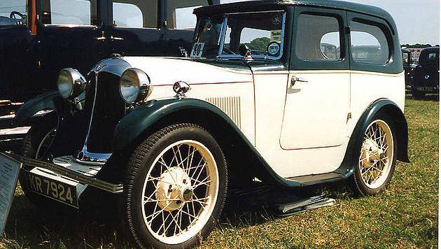 Britische Traditions-Automarke wird bei eBay angeboten (Bild: Wikipedia Commons)