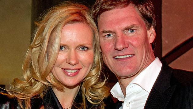 Ferres und Maschmeyer wollen im März heiraten (Bild: dapd)