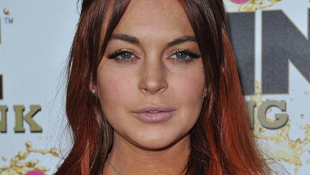 Lindsay Lohan wieder im Alkohol- und Drogensumpf? (Bild: dapd)